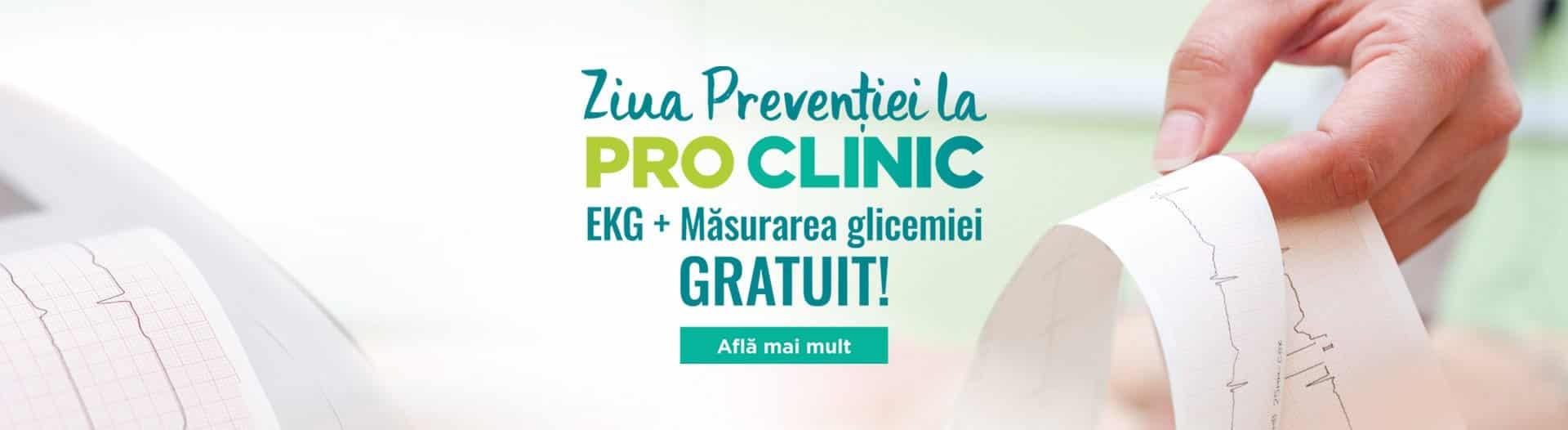 Ziua Preventiei Pro-Clinic