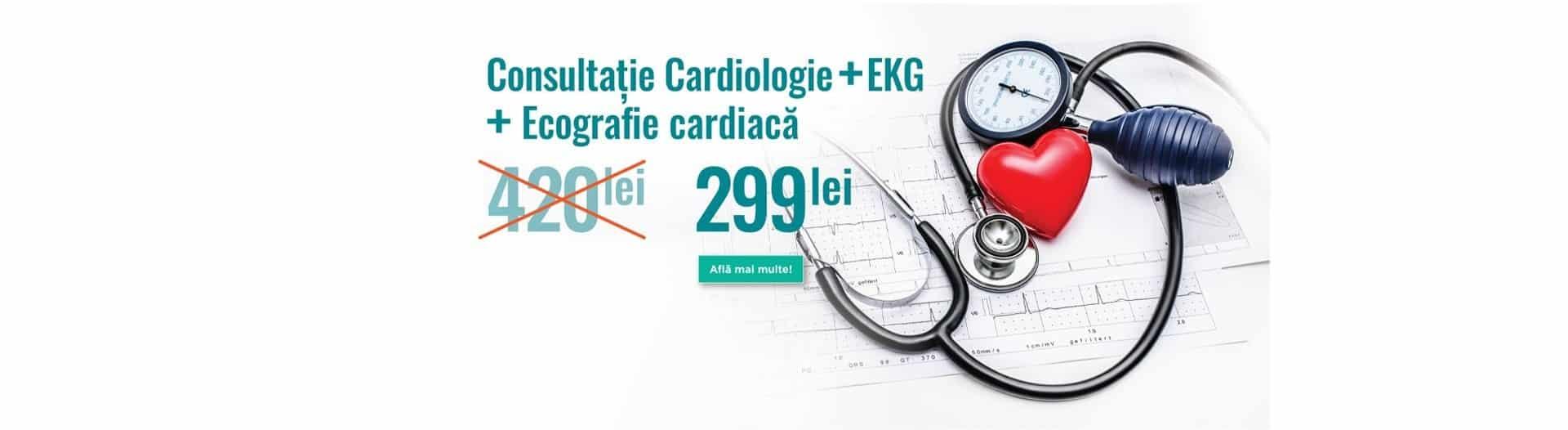 Promotie cardiologie