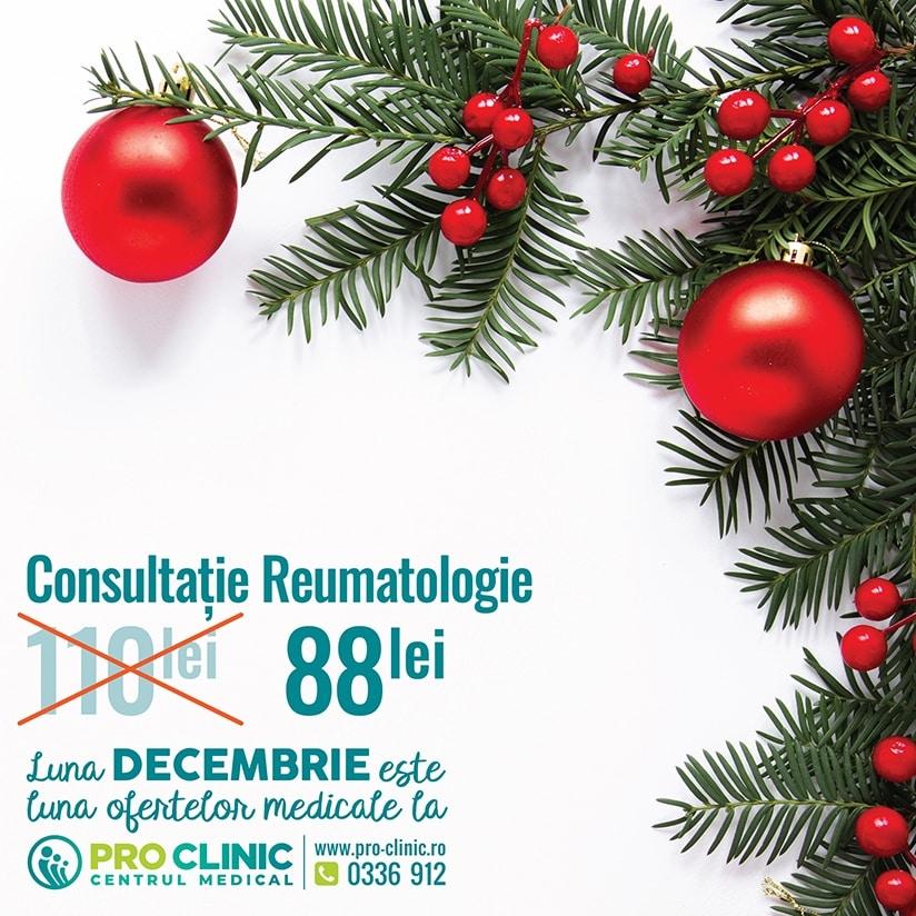 Consultatie reumatologie