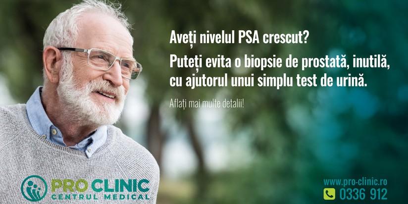 Biopsie de prostata Galati